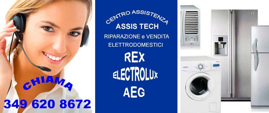 Assistenza Rex Milano